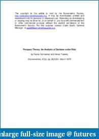 Like a turtle to his balcony...-prospect_theory.pdf