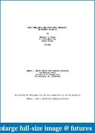 Spot/Futures Parity - should it matter?-marshall-e.-blume-.craig-mackinlay-bruce-terker-order-imbalances-black-monday-1987.pdf