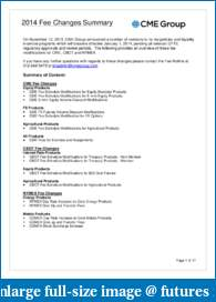 CME Fee changes 2014, significant impact-2014-fee-changes-summary.pdf