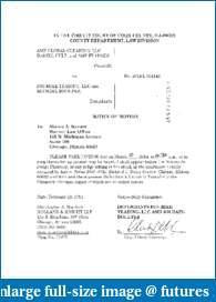 Lawsuit: AMP Futures Trading aka AMP Global Clearing-20140228-motion-transfer-amp-v.-big-mike-trading-.pdf