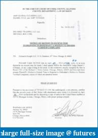 Lawsuit: AMP Futures Trading aka AMP Global Clearing-motion-extend-time-respond-motion-dismiss.pdf