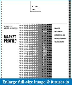 Can anyone recommend any good books on the topics of market profile and auction theor-market-profile-handbook.pdf