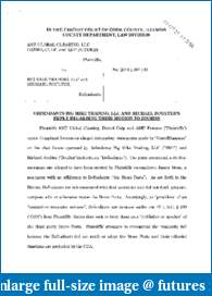 Lawsuit: AMP Futures Trading aka AMP Global Clearing-big-mike-trading-michael-boulter-s-reply-regarding-their-motion-dismiss.pdf