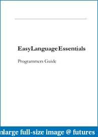 Advice or tips on learning EasyLanguage-el_essentials.pdf