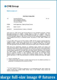 CME Announcement: Mandatory Regulation?-fpb-11-01-individual-members-cme-cbot-nymex-comex-march-2011.pdf