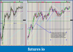 Refining my STRATEGY, Eliminating FEAR and Instilling DISCIPLINE.-14-april-thu-2011-my-5min-1min-charts.png