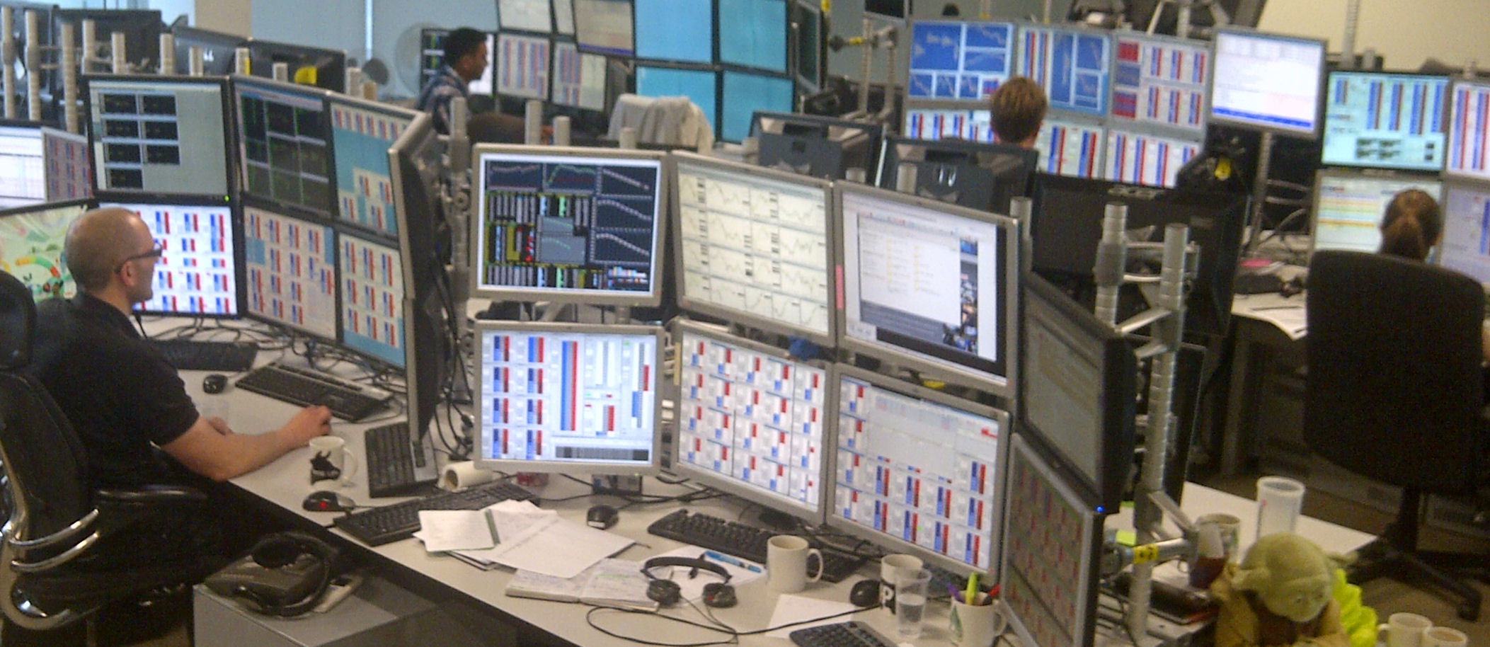Trading Floor pictures