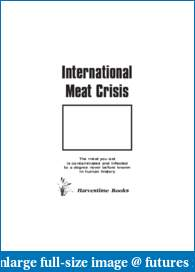 What is your view on the Occupy Wall Street Protests-internationalmeatcrisis-1-.pdf