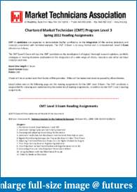 CTA - Series 3, Series 7, Series 9, Series 10, Series 56 NASD exams certifications-cmt3-reading_spr12.pdf
