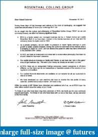 Rosenthal Collins (RCG) vs Dorman Trading-letterfromrcg.pdf