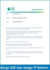 CME Index Equity Futures Market Closed for Hurricane Sandy-trader_update_-_hurricane_sandy_contingency.pdf