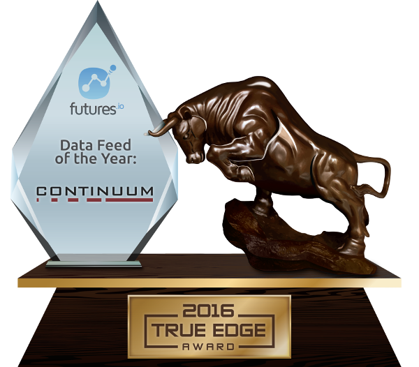 Data Feed of the Year: CQG Continuum