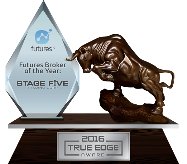 Futures Broker of the Year: Stage 5 Trading