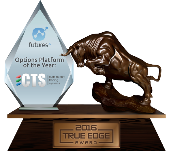 Options Platform of the Year: CTS T4