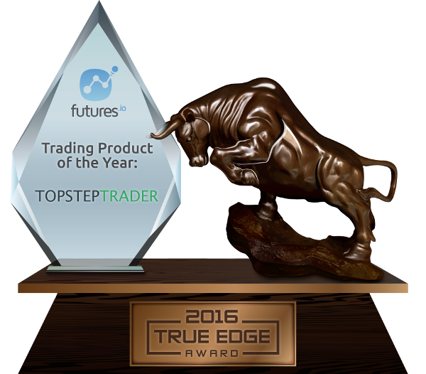 Trading Product of the Year: TopstepTrader