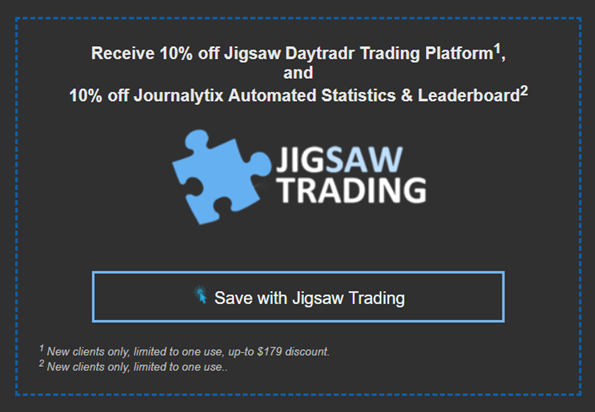 Jigsaw Trading, Daytradr and Journalytix, www jigsawtrading
