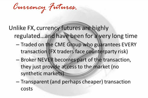 Difference between fx options fx futures